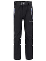 Per uomo Pantaloni impermeabili Tenere al caldo Antivento Indossabile Traspirante Pantalone/Sovrapantaloni per Campeggio e hiking Pesca