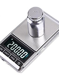 cheap -200G*0.01G Mini Digital Scale Pocket Jewelry Scale Portable Electronic Jewellery Diamond Scales