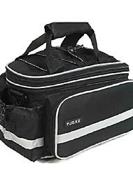 cheap -FJQXZ Bike Bag Bike Trunk Bags Panniers & Rack Trunk Waterproof Quick Dry Wearable Shockproof Bicycle Bag Nylon Cycle Bag Leisure Sports