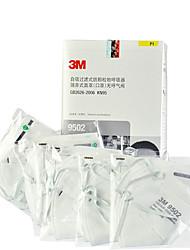 Недорогие -3m 9502 n95 PM2.5 дышащий пыле антивирусный головки монтажа респиратора (50 шт / коробка)