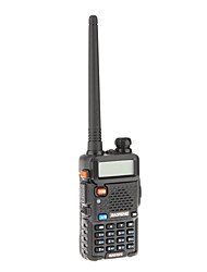 baratos -Baofeng UHF / VHF 400-480/136-174MHz 4With1W VOX dois sentidos Radio Walkie Talkie Transmissor Interfone