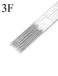 Недорогие -50pcs/box 13F татуировки стерилизовать иглы