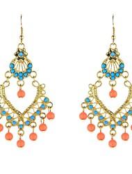 cheap -Women's Drop Earrings Dangle Earrings Bohemian Costume Jewelry Acrylic Resin Alloy Jewelry For Party Daily Casual
