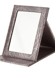 Makeup Storage Mirror 16.5*12.2*1.7 Purple Cosmetic Beauty Care Makeup for Face