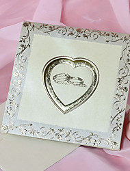 Heart Design Wedding Invitation - Set of 50