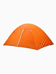 2 persons Tent Double Camping Tent One Room Fold Tent Keep Warm Moistureproof/Moisture Permeability Well-ventilated Waterproof Windproof