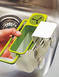 1 Cucina Plastica Scaffali e porta-oggetti