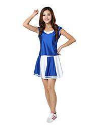 Odore Cosplay Nošnje Halloween Karneval Festival / Praznik Halloween kostime Crvena Plava Kolaž Seksi uniforme Druge uniforme