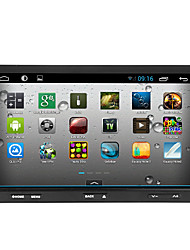 "economico -android 6.0 7 ""2 din in dash car dvd player navigatore gps wifi bt"