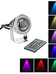 olcso -LED projektorok lm RGB DC 12 V