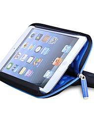 Недорогие -Кейс для Назначение iPad Mini 3/2/1 Чехол Один цвет Особый дизайн текстильный для