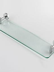 """Недорогие -YALI.M®,Полка для ванной Хром Крепление на стену 45x12x6cm(17.7""""x4.7""""x2.3"""") Медь Современный"""