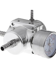 Universal Car Adjustable 140PSI Fuel Pressure Regulator with Gauge