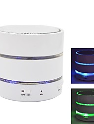 abordables -Mini Altavoz Bluetooth V3.0 con Micrófono/Ranura TF/Radio FM