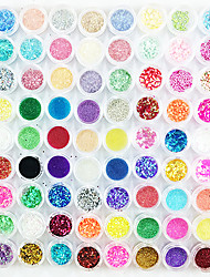New Fashion DIY 90PCS Mix Muster Nail Art-Dekorationen