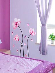 Недорогие -цветочный узор стикер стены (1шт)