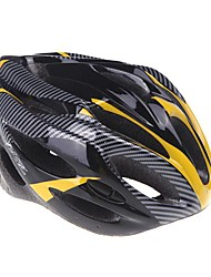 cheap -Sports Bike Bicycle Cycling Safety Helmet with Visor Carbon Fiber Adult