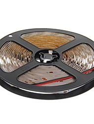 abordables -z®zdm 5m 24w 300x3528smd lumière rouge lampe de bande conduit (dc 12v)