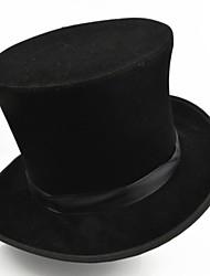 Недорогие -Ткань Черная магия Сложенные Hat Vanish хитрости