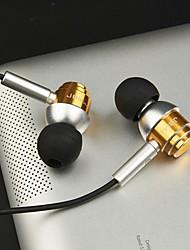 JBM -700超低音のステレオインイヤーイヤホン