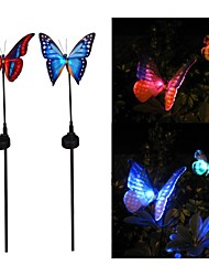 cheap -Lawn Lights LEDs LED Rechargeable / Decorative 2pcs