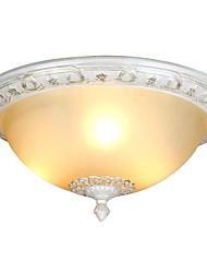 cheap -MAISHANG® Retro Flush Mount Uplight - LED, 110-120V 220-240V Bulb Not Included