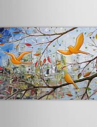 Pintados à mão Paisagem 1 Painel Tela Pintura a Óleo For Decoração para casa