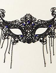 billige -Karneval Maske Herre / Dame Halloween / Karneval Festival / Højtider Halloween Kostumer Ensfarvet / Blonde