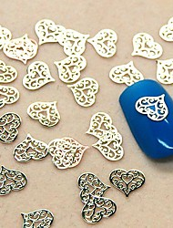 cheap -200 Lace Sticker Nail Jewelry Other Decorations Flower Abstract Classic Cartoon Lovely Wedding Daily Flower Abstract Classic Cartoon