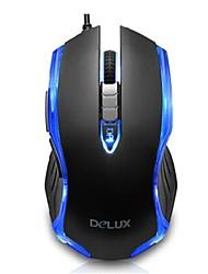 Delux M556 Maus 1600DPI Wired