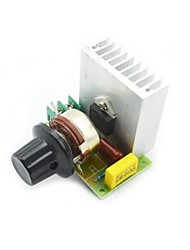 cheap -3800W SCR Electronic Voltage Regulator Dimming Dimmers Speed Control Thermostat