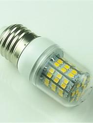 E26/E27 LED a pannocchia T 60 SMD 2835 500 lm Bianco caldo K Decorativo AC 220-240 V