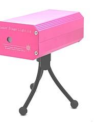 Недорогие -LT-jb001 мини лазерный проектор зеленый красный (1x лазерный проектор