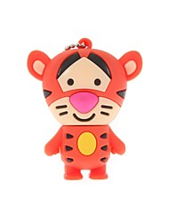 zp Cartoontiger Charakter USB-Stick 16gb