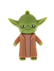 baratos -personagem Yoda zp drive flash usb 8gb