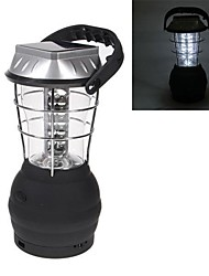 cheap -Hand Crank Solar Lantern Camping Lamp with 36 LED