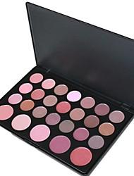 Недорогие -Профессиональный 26 Цвет Blush & Палитра теней для макияжа Набор