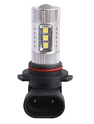 cheap -9006 Car White 80W 6000-6500 Fog Light