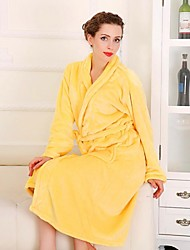cheap -Fresh Style Bath Robe,Solid Superior Quality 100% Coral Fleece Woven Plain Towel