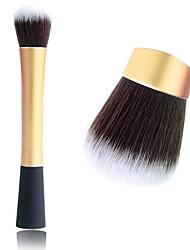 1pcs Foundation Brush Professional Eyeshadow Powder Blush Foundation Brush Cosmetic Brush Makeup Tool