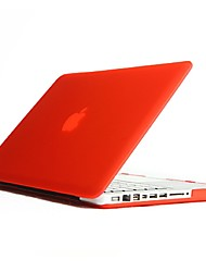 "Case for Macbook Pro 13.3"" Solid Color Plastic Material Solid Color Frosted PC Hard Case"