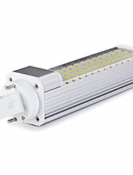 G24 Ampoules Maïs LED 56 SMD 5050 900 lm Blanc Naturel 6000 K AC 85-265 V
