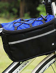 baratos -Nuckily Bolsa para Quadro de Bicicleta Multifuncional Bolsa de Bicicleta Poliéster Bolsa de Bicicleta Bolsa de Ciclismo Ciclismo / Moto