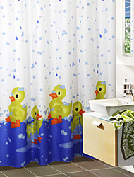 cheap -ModernStylePolyesterMaterialwith High Quality Shower Curtains