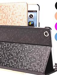 Недорогие -Кейс для Назначение Apple со стендом / С функцией автовывода из режима сна Чехол Геометрический рисунок Кожа PU для iPad Air