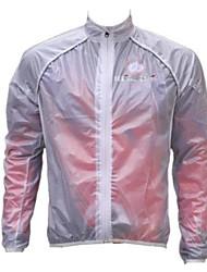 povoljno -Realtoo Biciklistička jakna Muškarci Žene Uniseks Bicikl Raincoat Jakna Majice Zima Odjeća za vožnju biciklom Vodootporno Quick dry