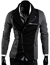 cheap -Men's Classic & Timeless Jacket-Multi Color,Artistic Style