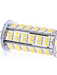 cheap -YWXLIGHT® 5W 400 lm G4 LED Corn Lights T 126 leds SMD 3014 Cold White DC 24V AC 24V AC 12V DC 12V