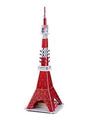 Недорогие -Башня токио 3d головоломки DIY игрушек для детей и взрослых головоломки (30шт)