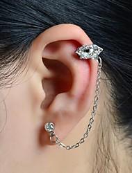 abordables -Poignets oreille Alliage Strass Imitation de diamant Bijoux Mariage Soirée Quotidien Décontracté Sports